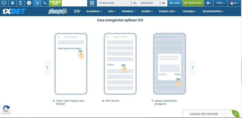 Aplikasi iOS Unggulan untuk Bermain Judi Online