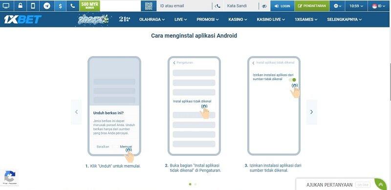 Pintar Bermain Poker Online dengan Unduh Android Apk