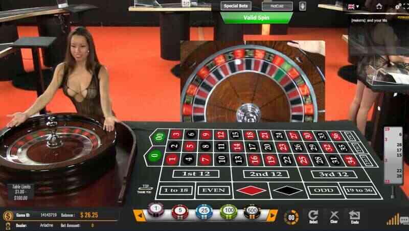 Menuju Puncak Kemenangan Bersama Roulette Games Online Situs 1xBet