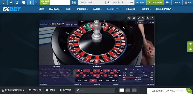 Kegagalan yang Membawa Kesuksesan: Roulette Casino 1xBet