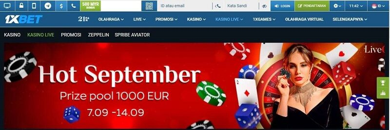 Tips Sukses Bermain Poker Online 1xBet