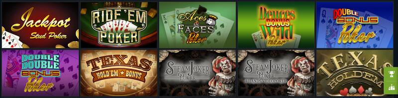 Melirik Berbagai Koleksi Game Poker yang Menghasilkan Uang 1xBet - Poker Virtual