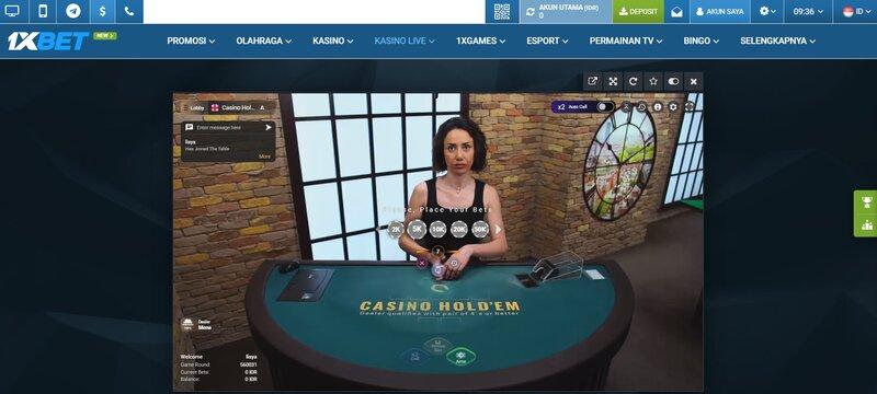 Pasang Strategi Khusus di Poker yang Menghasilkan Uang 1xBet